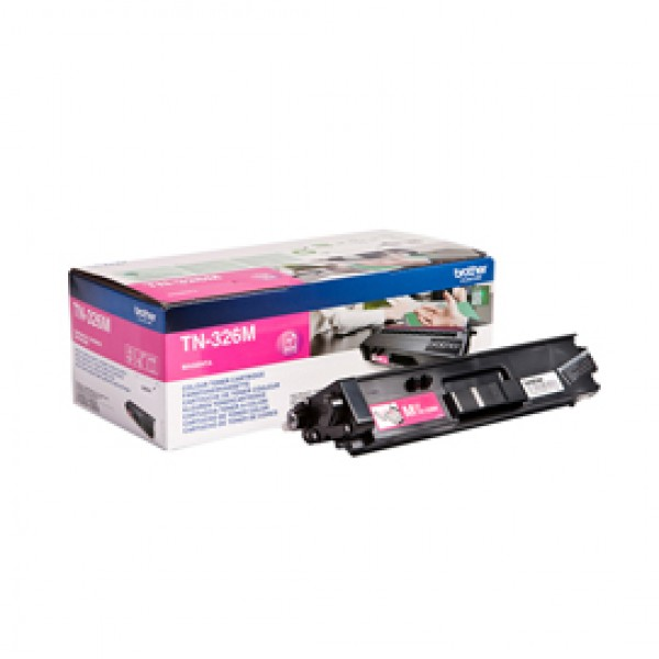 Brother - Toner - Magenta - TN326M - 3500 pag