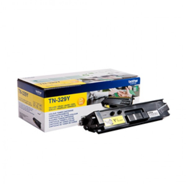 Brother - Toner - Giallo -TN329Y - 6000 pag