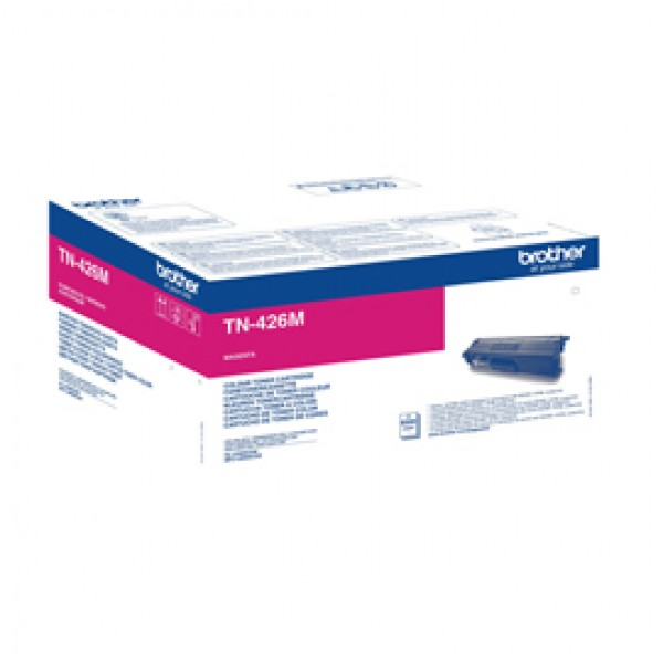 Brother - Toner - Magenta -TN426M - 6500 pag