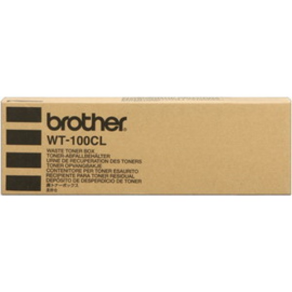 Brother - Vaschetta recupero Toner - WT100CL