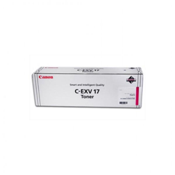 TONER MAGENTA C-EXV17 IRC4580I/4080I - 0260B002AA