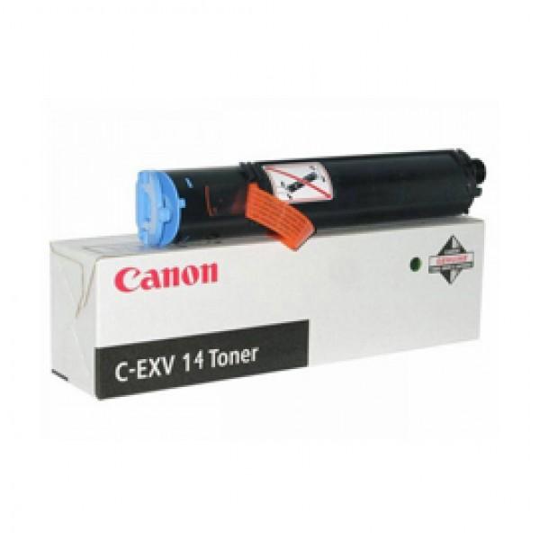 Originale Canon 0384B006AA Toner C-EXV 14 nero - 0384B006AA