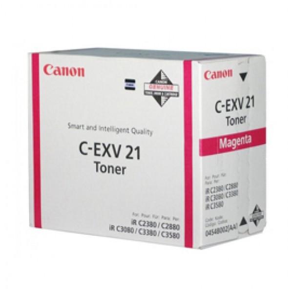 Originale Canon 0454B002AA Toner C-EXV21M magenta - 0454B002AA