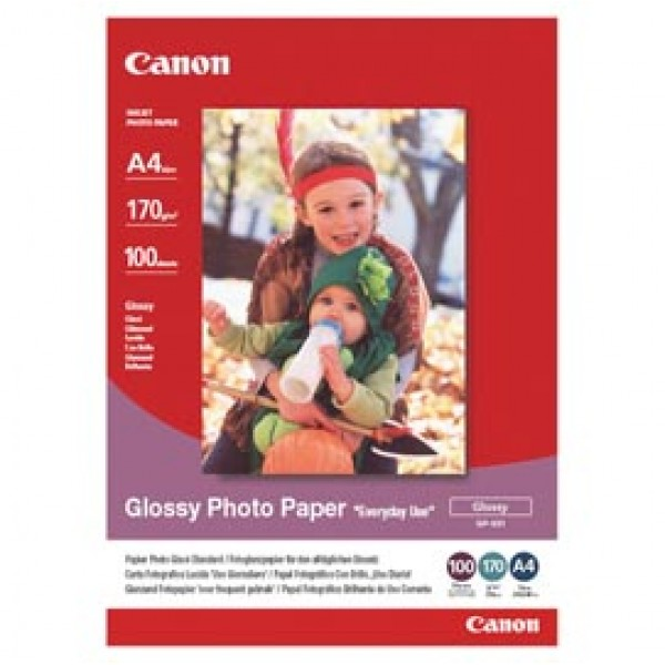 RISMA 100 FG GLOSSY PHOTO PAPER BJ MEDIA GP-501 A4 - 0775B001