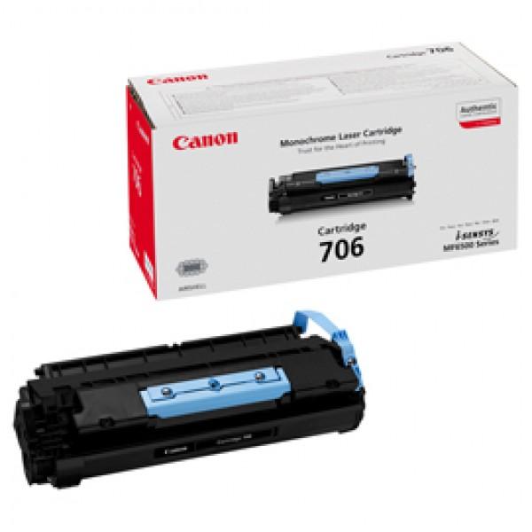 Originale Canon 0264B002 Toner CRG 706 nero - 0264B002