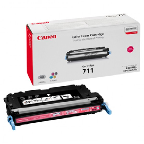 Canon - Toner - Magenta - 1658B002 - 6.000 pag