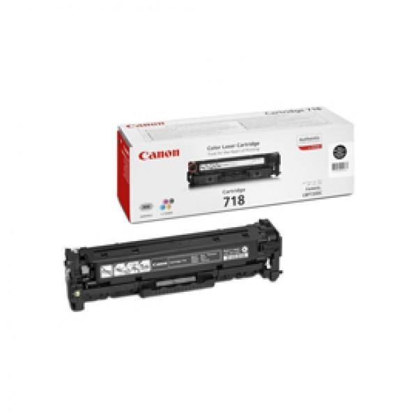 Originale Canon 2662B002 Toner CRG 718 BK nero - 2662B002