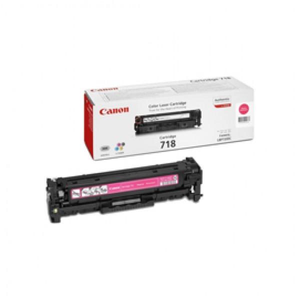 Originale Canon 2660B002 Toner CRG 718 M magenta - 2660B002