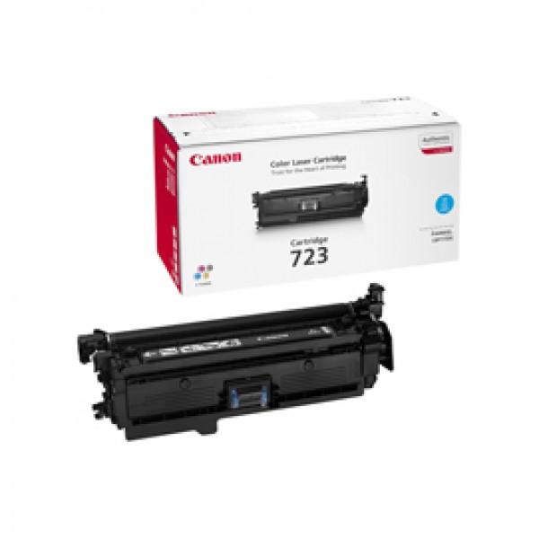 Originale Canon 2643B002 Toner 723 C ciano - 2643B002