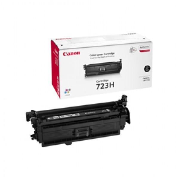 Originale Canon 2645B002 Toner alta capacità 723H BK nero - 2645B002