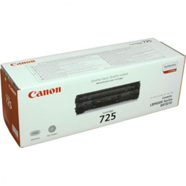 Originale Canon 3484B002 Toner CRG 725 nero - 3484B002