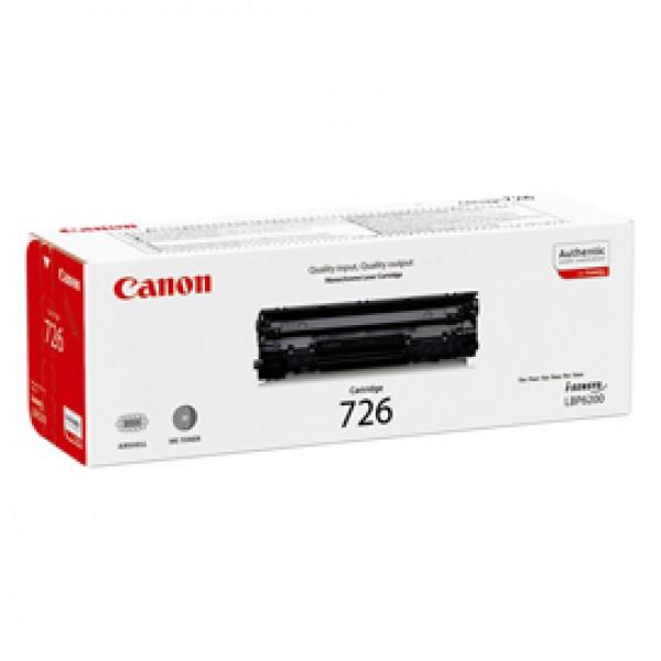 Originale Canon 3483B002 Toner CRG-726 nero - 3483B002