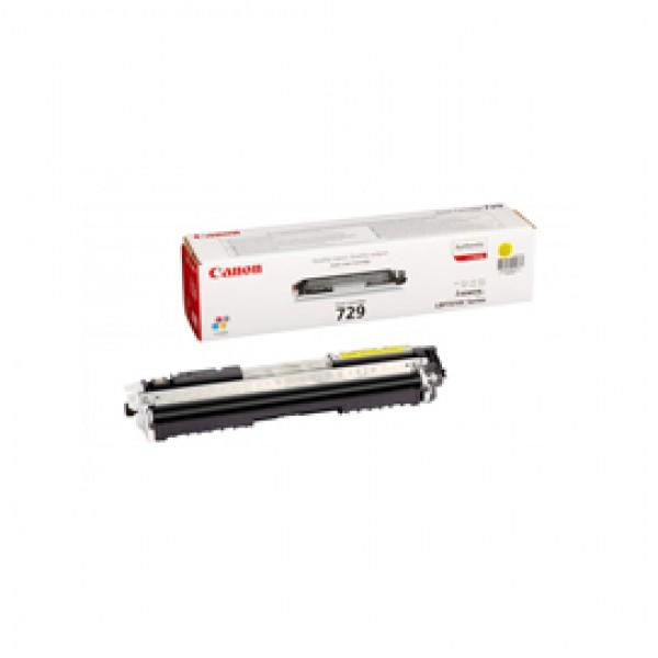Originale Canon 4367B002 Toner 729 Y giallo - 4367B002
