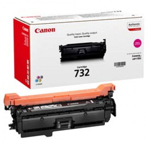 Originale Canon 732M toner magenta 6261B002  - 6261B002