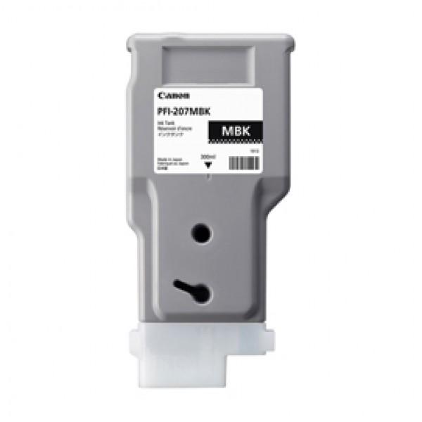 INK CARTRIDGE PFI-207MBK NERO MATTE 300ml - 8788B001