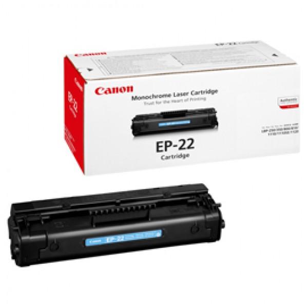 Originale Canon 1550A003 Toner EP-22 nero - 1550A003