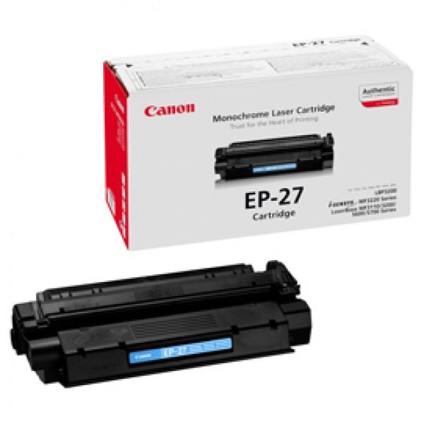 Originale Canon 8489A002 Toner EP-27 nero - 8489A002
