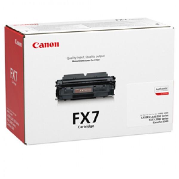 Originale Canon 7621A002 Toner FX7 nero - 7621A002
