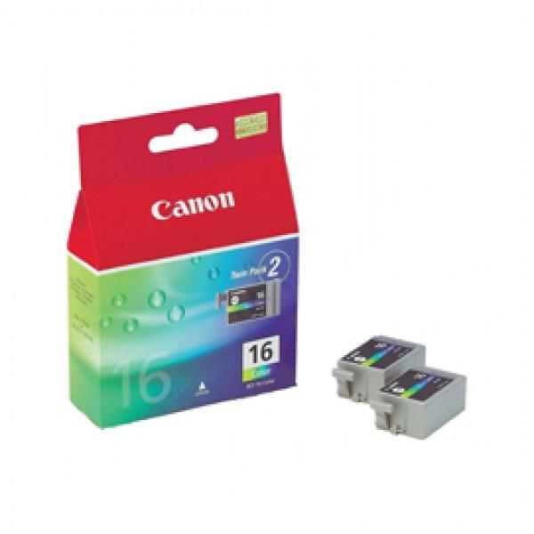 Canon - Scatola 2 refill - C/M/Y - 9818A002 - 199 pag cad