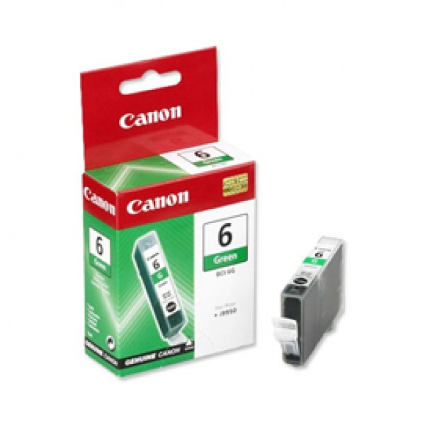 Originale Canon 9473A002 Serbatoio inchiostro BCI-6G verde - 9473A002
