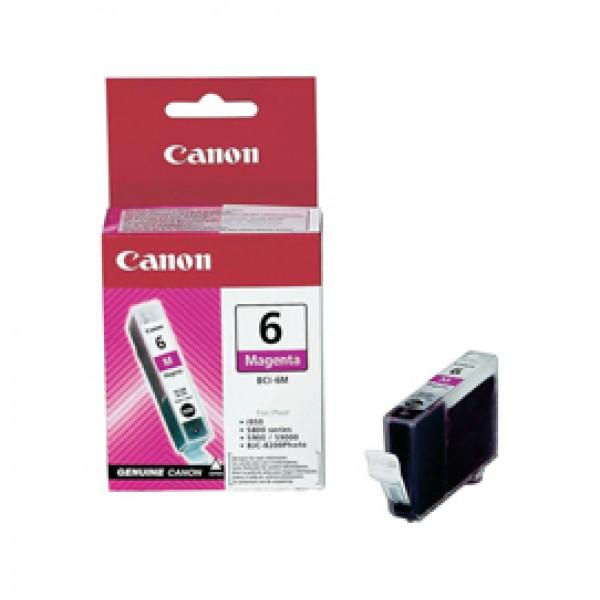 Originale Canon 4707A002 Serbatoio inchiostro BCI-6M magenta - 4707A002