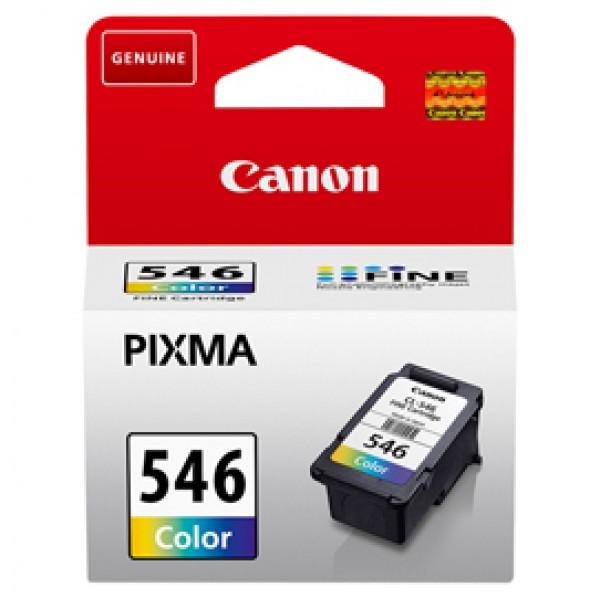 Originale Canon 8289B001 Cartuccia inkjet standard CL-546 ml. 8 colore - 8289B001