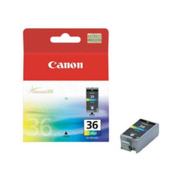 Originale Canon 1511B001 Serbatoio inchiostro CLI-36 colore - 1511B001