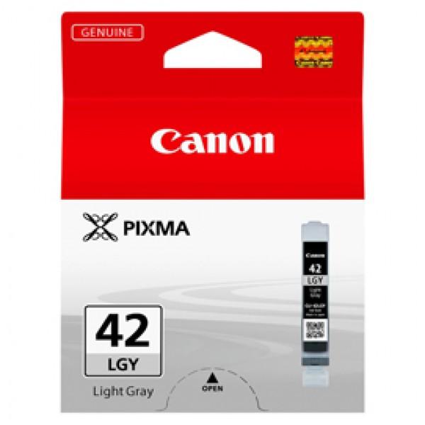 Canon - Serbatoio inchiostro - Grigio chiaro - 6391B001 - 835 pag