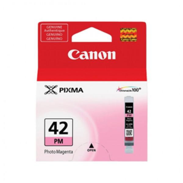 Originale Canon 6389B001 Serbatoio Chromalife 100+ CLI-42 PM magenta foto - 6389B001
