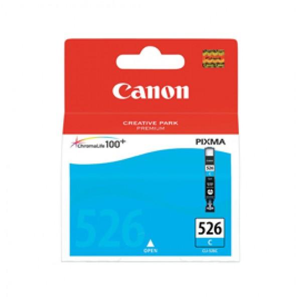Originale Canon 4541B001 Serbatoio inchiostro Chromalife 100+ CLI-526C ciano - 4541B001