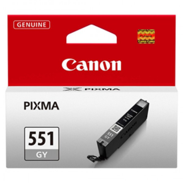 Originale Canon 6512B001 Serbatoio Chromalife 100+ CLI-551 GY grigio - 6512B001