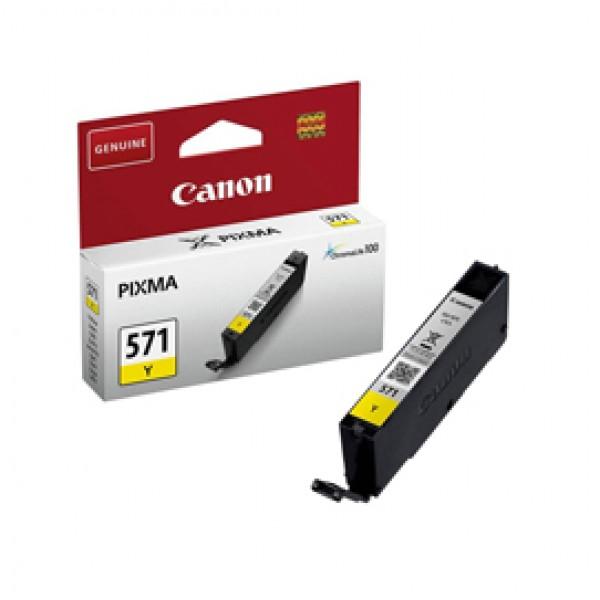 Originale Canon 0388C001 Cartuccia inkjet CLI-571Y 1 giallo - 0388C001
