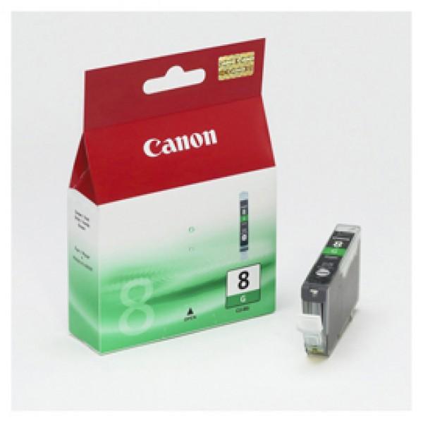 Originale Canon 0627B001 Serbatoio inchiostro CLI-8G verde - 0627B001
