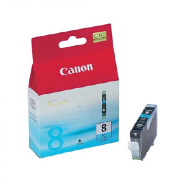 Originale Canon 0624B001 Serbatoio inchiostro CLI-8PC ciano foto - 0624B001
