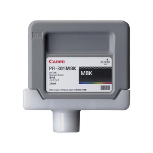 REFILL NERO MATTE PFI-301MBK IPF9000/8000 - 1485B001AA