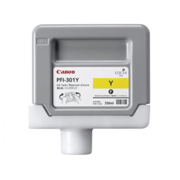 REFILL GIALLO PFI-301Y IPF9000/8000 - 1489B001AA