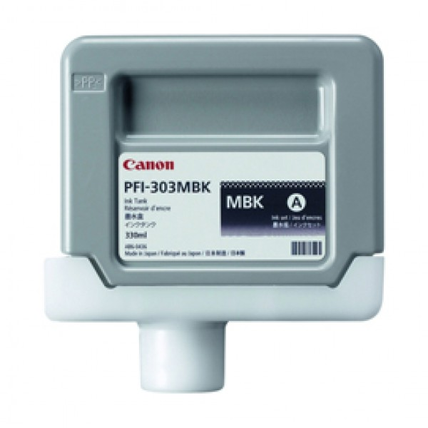 REFILL NERO MATT PFI-303MBK IPF 810/ 820 CAPACITA' STANDARD - 2957B001AA