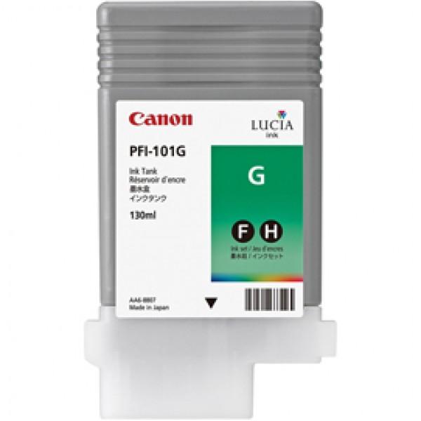 Originale Canon 0890B001AA Serbatoio inchiostro PFI-101G verde - 0890B001AA
