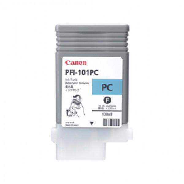 Originale Canon 0887B001AA Serbatoio inchiostro PFI-101PC ciano foto - 0887B001AA