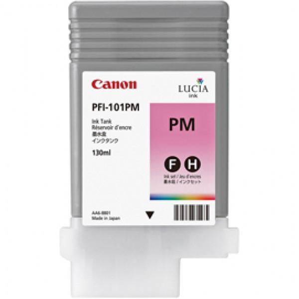 Originale Canon 0888B001AA Serbatoio inchiostro PFI-101PM magenta foto - 0888B001AA