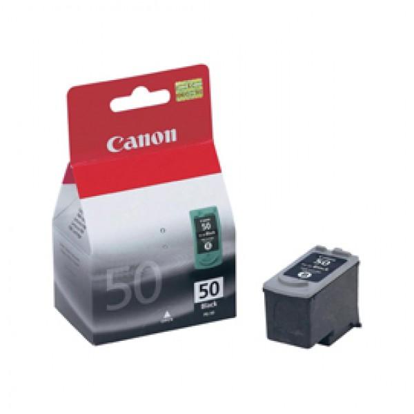 Originale Canon 0616B001 Cartuccia inkjet alta resa PG-50 nero - 0616B001