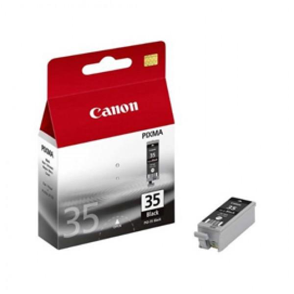 Originale Canon 1509B001 Serbatoio inchiostro PGI-35 BK nero fotografico - 1509B001
