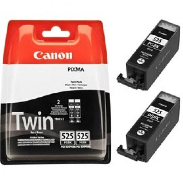 Originale Canon 4529B010 Conf. 2 serbatoi inchiostro Chromalife 100 PGI-525PGBK nero - 4529B010