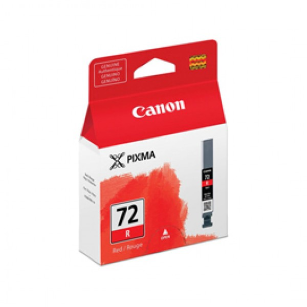 Originale Canon 6410B001 Serbatoio Lucia PGI-72 R rosso - 6410B001