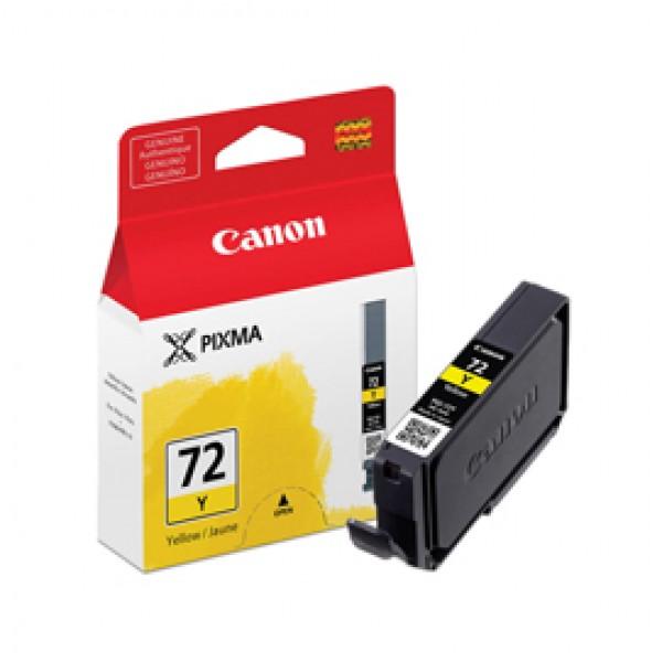 Originale Canon 6406B001 Serbatoio Lucia PGI-72 Y giallo - 6406B001