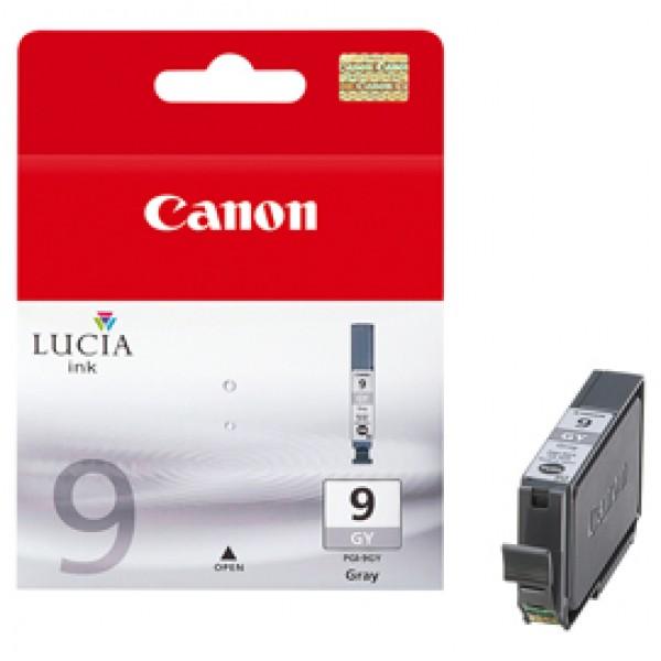 Originale Canon 1042B001 Serbatoio inchiostro Lucia (Pigmentato) PGI-9GY grigio - 1042B001