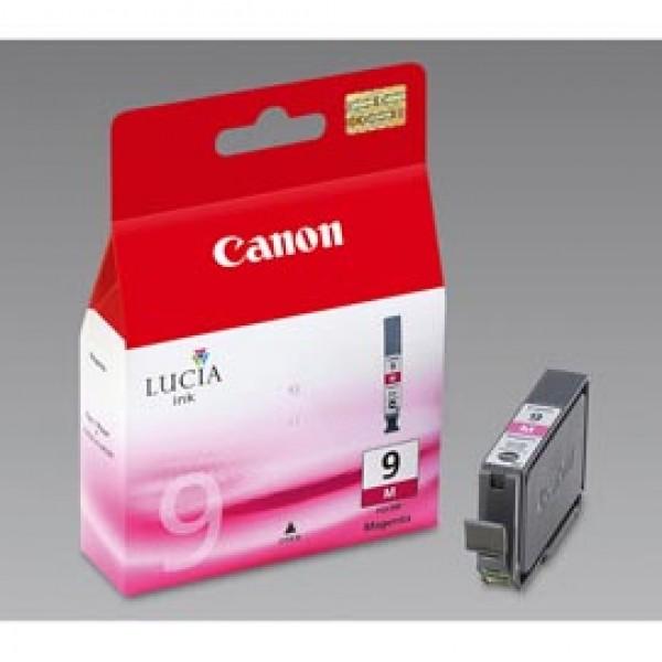 Originale Canon 1036B001 Serbatoio inchiostro Lucia (Pigmentato) PGI-9M magenta - 1036B001