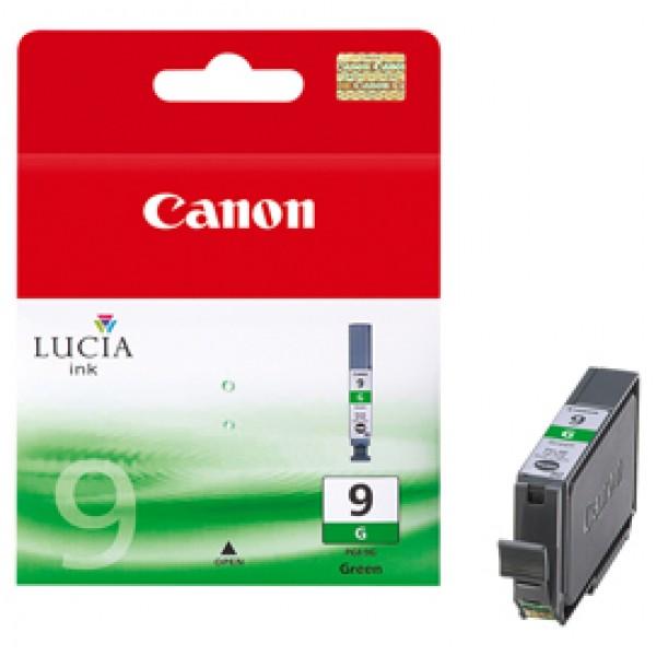 Originale Canon 1041B001 Serbatoio inchiostro Lucia (Pigmentato) PGI-9G verde - 1041B001