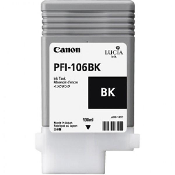 Originale Canon 6621B001AA Serbatoio PFI-106 nero - 6621B001AA