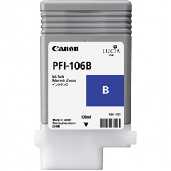 Canon - Cartuccia ink - Blu - 6629B001AA - 130ml